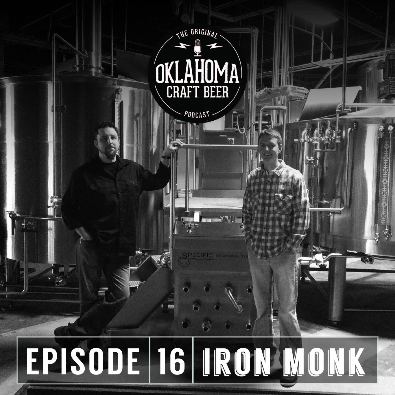 Iron Monk Brewer