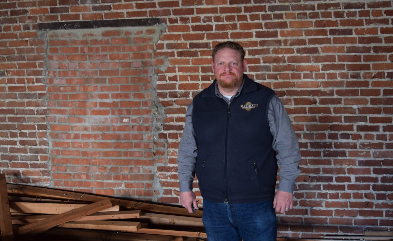 Wes Alexander of Marshall Brewing